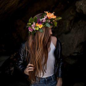 Flower Power kleding