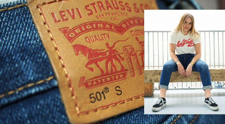 Dit is de nieuwe collectie van Levis