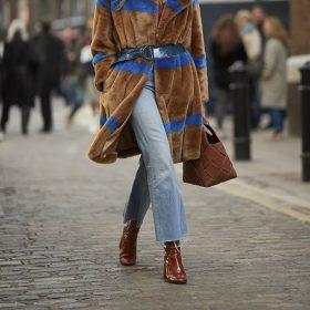 Dames bootcut jeans