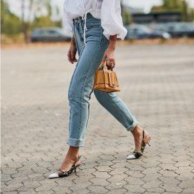 Dames slim jeans