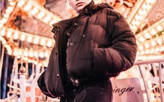 De puffer jacket