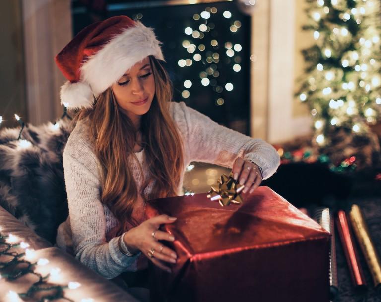 Originele kerstcadeaus voor haar-792