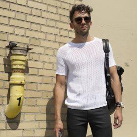 Designerkledij voor heren met korting