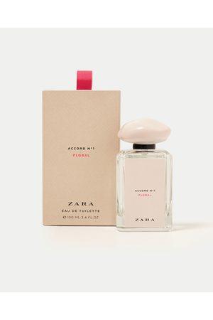 Zara ACCORD N# 1 FLORAL EAU DE TOILETTE 100 ML