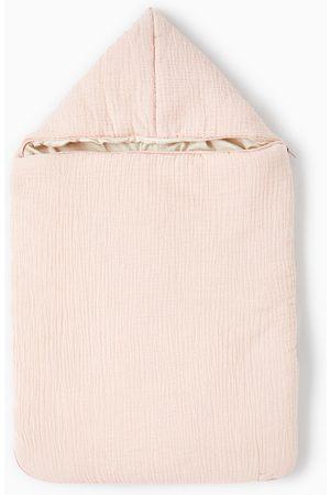 Zara SLAAPZAK VAN MOUSSELINE - In meer kleuren beschikbaar