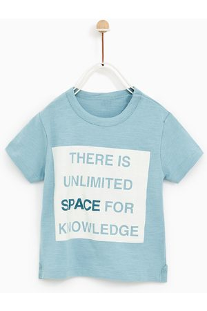 Zara Kinderen T-shirts - T-SHIRT 'BE KIND