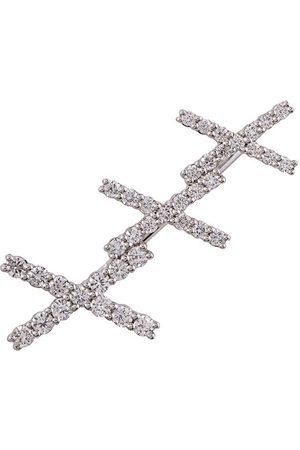 ALINKA 18kt gold KATIA diamond cuff earring