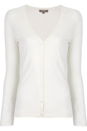 N.PEAL Superfine V-neck cardigan
