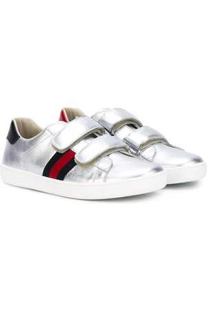 Gucci Sneakers with Web detail