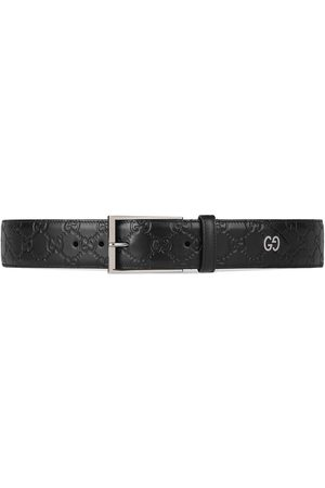 Gucci Signature belt with GG detail