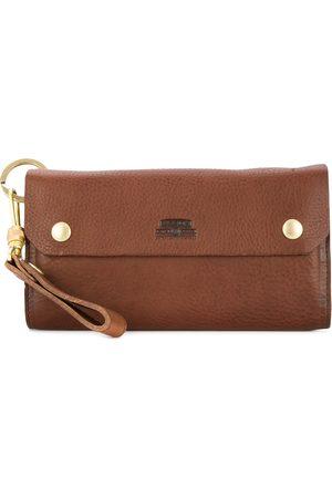 As2ov Oiled shrink long wallet