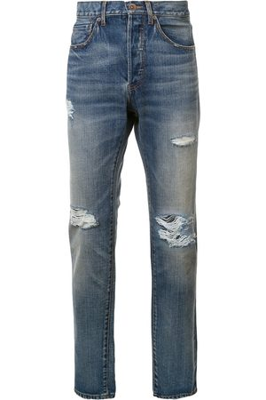 321 Ripped detail jeans
