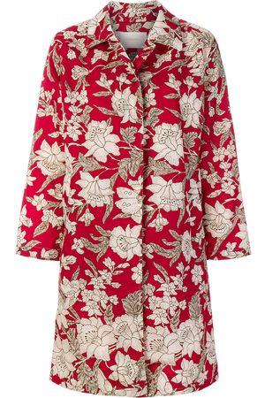La DoubleJ Floral print coat