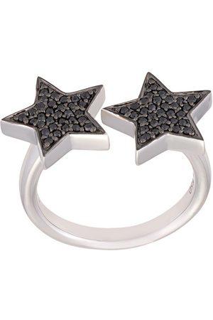 ALINKA Stasia' diamond double star ring