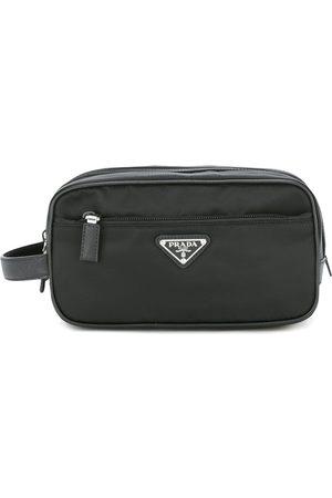Prada Nylon wash bag