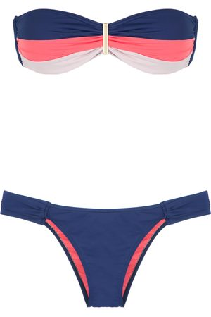 Brigitte Bandeau bikini set