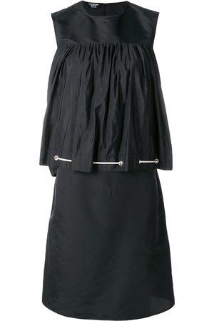 Calvin Klein Drawstring smock dress