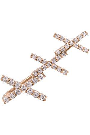 ALINKA KATIA diamond cuff earring