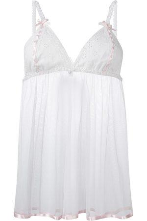 Renaud Antoinette Babydoll slip dress
