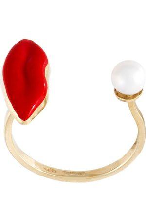 DELFINA DELETTREZ Lips piercing' ring