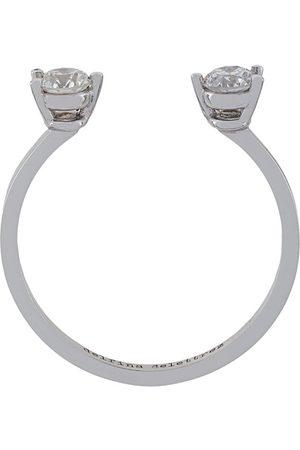 DELFINA DELETTREZ Dots diamond ring