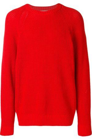 Ami Raglan sleeves crewneck sweater