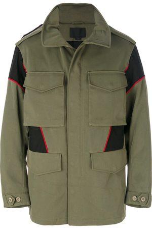 Alexander Wang Panelled field jacket