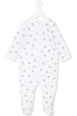 Ralph Lauren Teddy bear print pajamas