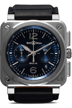 Bell & Ross BR 03-94 Blue Steel 42mm