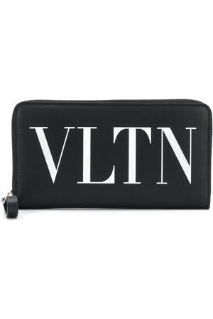 VALENTINO Garavani VLTN zip around continental wallet