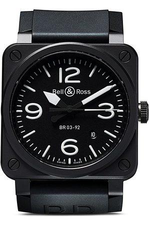 Bell & Ross Heren Horloges - BR 03-92 Black Matte 42mm