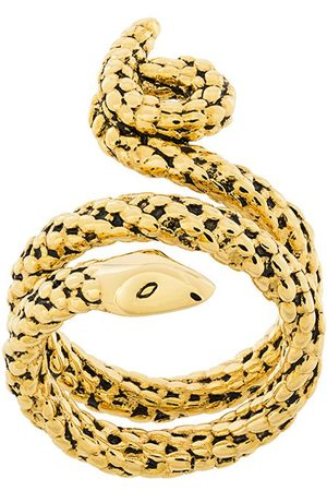 Aurélie Bidermann Wrap-around snake ring
