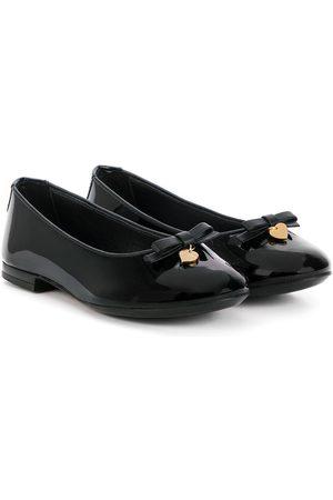 Dolce & Gabbana Patent ballerinas