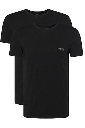 HUGO BOSS Set van twee regular-fit T-shirts van stretchkatoen