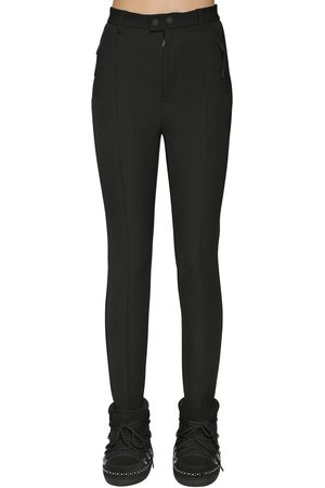 Dsquared2 Heavy Lycra Ski Pants W/ Stirrups