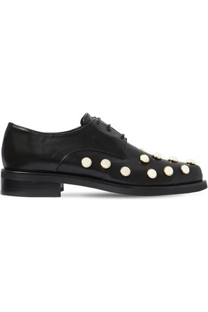 COLIAC 20MM JOH EMBELLISHED LEATHER SHOES