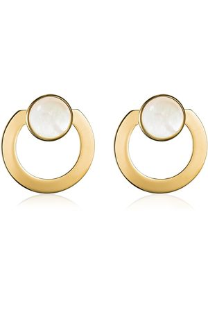 VITA FEDE MONETA OPEN MOTHER OF EARRINGS