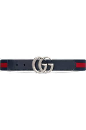 Gucci Meisjes Riemen - Children's elastic Web belt