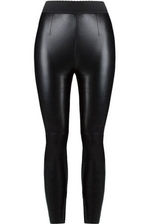 Dolce & Gabbana Leather leggings