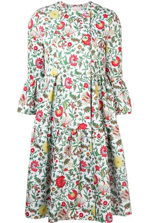 La DoubleJ Floral coat