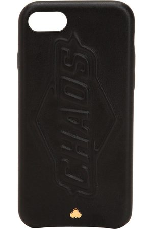 Chaos Dames Telefoon - Blackout Leather Iphone 7/8 Cover