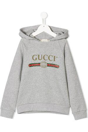 Gucci Vintage logo hoodie