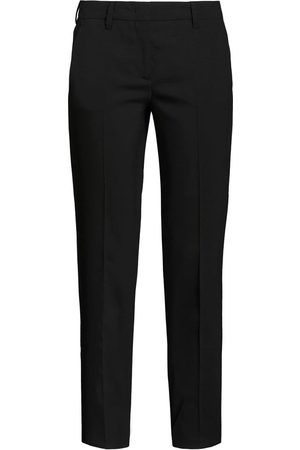 Prada Cropped slim-fit trousers