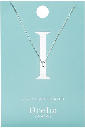 Orelia Kettingen Necklace Initial I