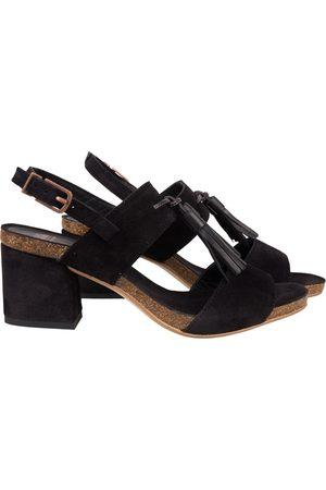 Fred de la Bretoniere Sandalen Sandalet High Suede