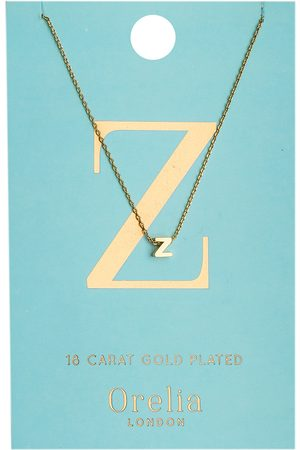 Orelia Kettingen Necklace Initial Z