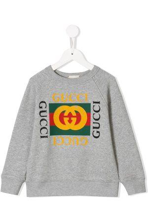 Gucci Logo print sweater