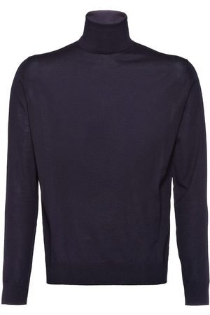 Prada Wool turtleneck sweater