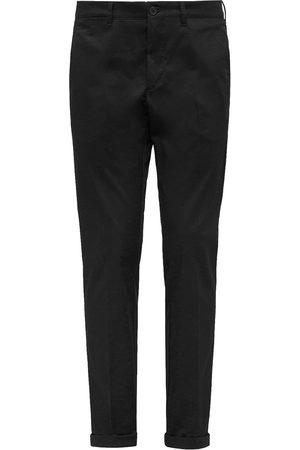 Prada Stretch Gabardine Trousers