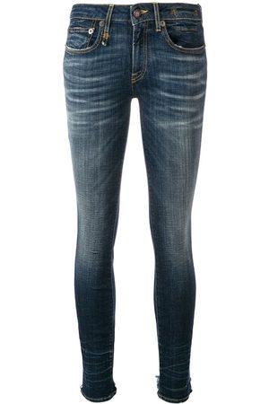 R13 Classic skinny jeans